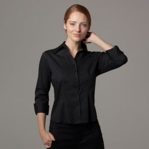 Women's bar shirt ¾ sleeved Thumbnail