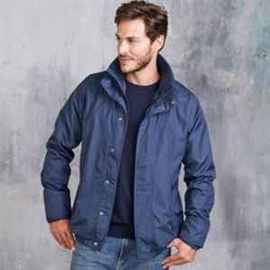 Fleece-lined blouson jacket Thumbnail